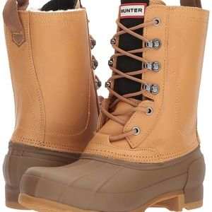 Hunter Insulated Pac Boot